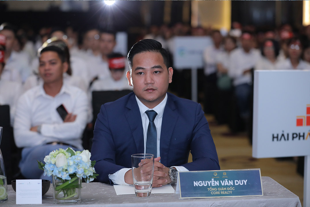 Ông Nguyễn Văn Duy - CEO CoreRealty